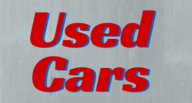Used Cars Icon